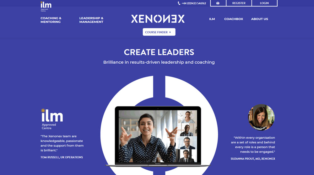 Visit the Xenonex Homepage